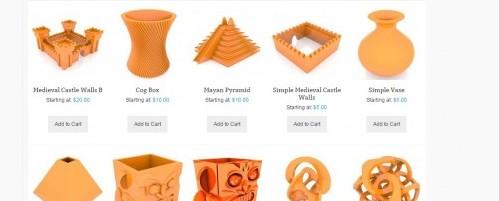 MODELOS 3D IMPRESORAS 3D GRATIS CNC 3D Printer
