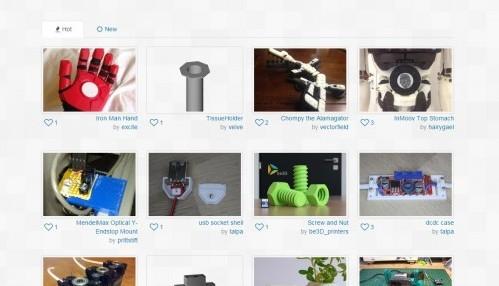 MODELOS DE IMPRESION 3D GRATIS EN CUBEHERO